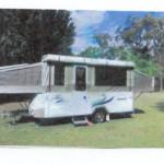 Jayco Swan Camper 2012