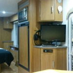 Jayco Sterling Caravan Interior